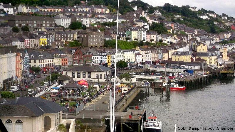 Colourful Cobh