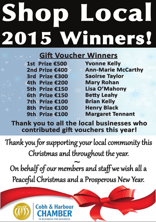 Shp Local Winners 2015